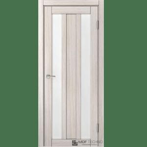 Доминика 406. Цвет: лиственница белая, стекло: лакомат/лакобель белый