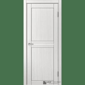 Доминика 603. Цвет: ясень белый, стекло: лакомат/лакобель белый