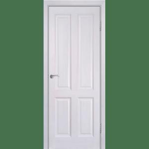 Модель №15 ДГ. Цвет: Белый лоск