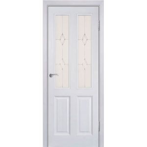 Модель №15 ДО. Цвет: Белый лоск