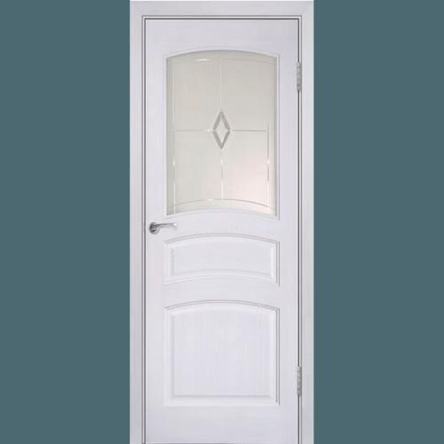 Модель №16 ДО. Цвет: Белый лоск