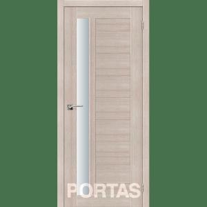 Portas 28S. Цвет: Лиственница крем